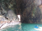 Snorkel The Caves Norman Island BVI